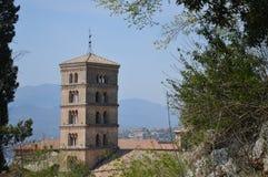Campanario de San Benedetto fotos de archivo libres de regalías