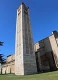 Campanario de San Zeno Basilica en Verona en Italia septentrional Fotografía de archivo
