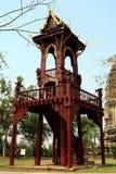 Campanario de una iglesia de Tailandia Fotografía de archivo