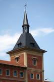 Campanario de una iglesia del convento de Pamplona. Fotos de archivo