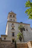 Campanario en el palacio de Alhambra fotografía de archivo libre de regalías