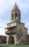 Campanario en la catedral de Samtavisi Foto de archivo libre de regalías