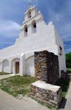 Campanario en la misión San Juan Capistrano, cerca de San Antonio imagen de archivo libre de regalías
