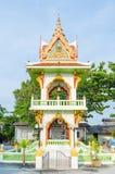 Campanario en un templo Imagen de archivo libre de regalías