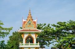 Campanario en un templo Fotos de archivo