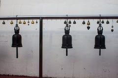 Campanas de bronce Imagen de archivo libre de regalías