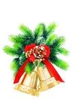 Campanas de la Navidad Imagen de archivo libre de regalías