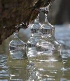 Campanas del hielo Imagen de archivo