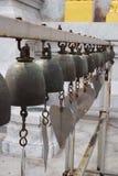 Campane del metallo Immagine Stock Libera da Diritti