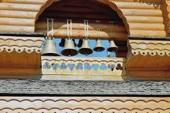 Campane di chiesa Fotografie Stock