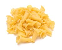 Campanelle pasta Royalty Free Stock Images