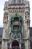 Campanelli di Monaco di Baviera Immagine Stock Libera da Diritti