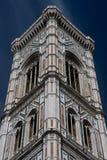 Campanil de Florencia Imagen de archivo