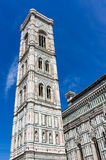 Campanil de Giotto, Florencia imagen de archivo