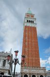 Campanile. Royalty Free Stock Images