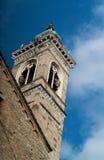 Campanile a Bergamo Fotografia Stock