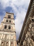 Campanile. Bell tower of Santa Maria del Fiore at Florence, Italy Royalty Free Stock Photo