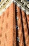 Campanile da marca do St - Campanile di San Marco no italiano, a torre de sino da bas?lica da marca do St em Veneza, Italy imagem de stock royalty free