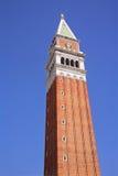 Campanile de Venise Images stock