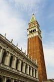 Campanile de Venise de St Mark photographie stock libre de droits