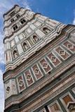 Campanile del Giotto (torretta di Bell) Fotografia Stock