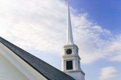 Campanile della chiesa della Comunità di Stowe Immagine Stock