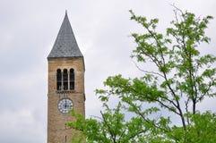 Campanile di Cornell University immagini stock