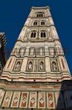 Campanile di Giotto Fotografie Stock