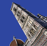 Campanile di Giotto in Florence Stock Photos