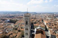 Campanile di Giotto - Florence Cathedral Royaltyfri Bild