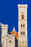 Campanile di Giotto in Florence, Italy Stock Photography
