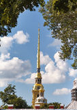 Campanile di Paul Cathedral e di Peter Fotografia Stock Libera da Diritti