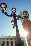 Campanile di San Marco Venecia, Italia Fotografía de archivo