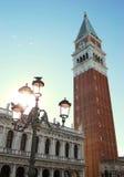 Campanile di San Marco Venedig, Italien Stockfoto