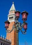 Campanile di San Marco a Venezia Immagine Stock Libera da Diritti