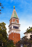 Campanile di San Marco - Venezia Italia Royalty Free Stock Images
