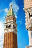 Campanile di San Marco - Venezia Italia Stock Images