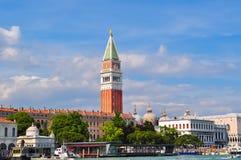 Campanile du ` s de St Mark, Venise, Italie image libre de droits