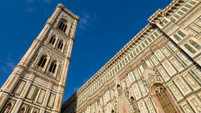 Campanile of Duomo, Florence royalty free stock images