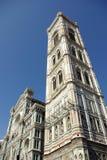 Campanile - Florence, Italië Stock Afbeeldingen