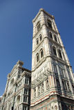 Campanile - Florence, Italie Images stock