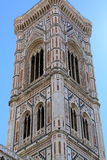 Campanile Giotto. Giotto's Campanile in Florence, Italy Stock Photos