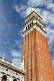 Campanile San Marco Image libre de droits