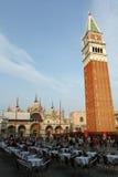 Campanile San Marco Photos stock
