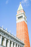 Campanile San Marco in Venice, Italy Stock Photos