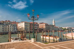 Campanile tower at Piazza San Marco, Venice, Italy Stock Photography