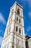 De toren van Giottos royalty-vrije stock afbeelding