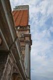 Campanile Venise image stock