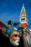 campanilemarco san venice Royaltyfri Bild