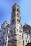 Campanille of Cathedral Santa Maria del Fiore Royalty Free Stock Image